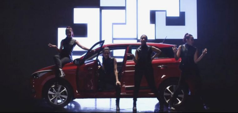 Drive Mein Junoon music video Hyundai Elite i20 Arijit Singh