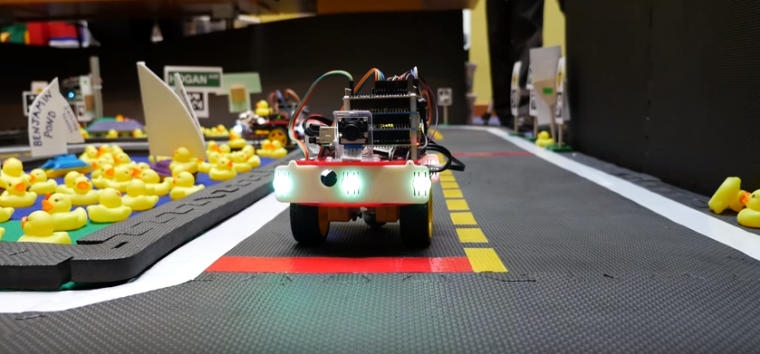 duckietown MIT autonomous cars