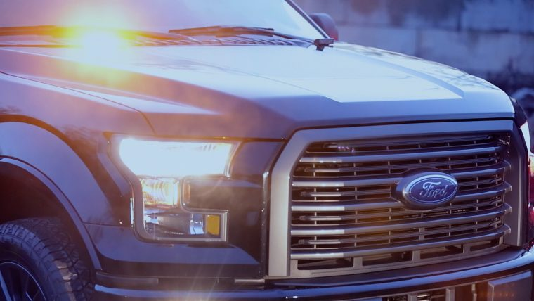 F-150 Strobe Warning LED Lights