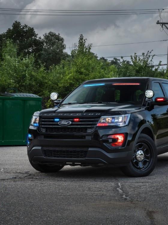ford offers  profile interior visor light bar   police interceptor utility  news