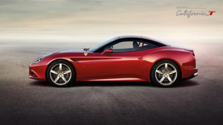 Ferrari California T Exterior