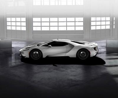 Ford GT Ingot Silver