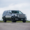 The Hennessey supercharged GMC Yukon Denali boasts up to 650 horsepower and 658 lb-ft or torque