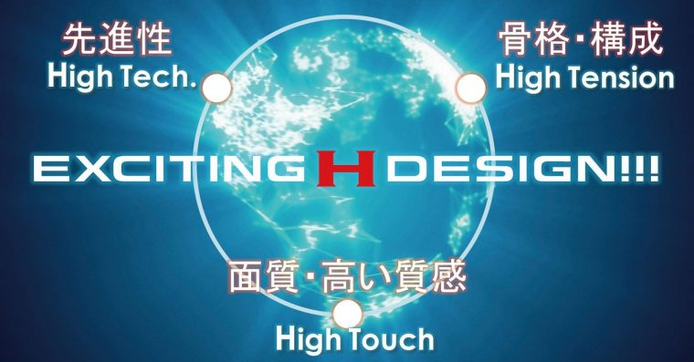Honda Exciting H Design language explained