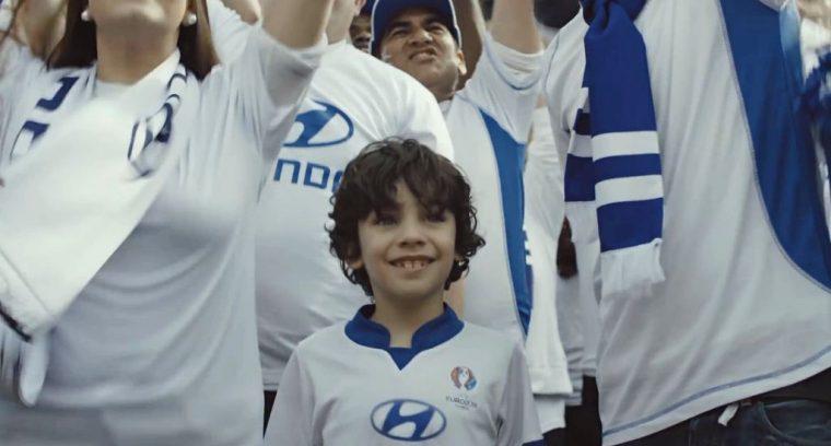 Hyundai EURO 2016 Commercial Fan Experience