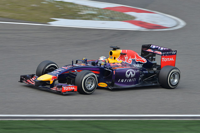 infiniti red bull racing - Formula One vs. IndyCar Racing