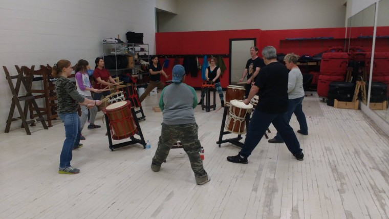 "The Kyodaiko Drummers will provide a ""remarkable"" experience for the students during Philadelphia's 2016 Subaru Cherry Blossom Festival"