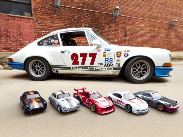 Magnus Walker Porsche series from Hot Wheels