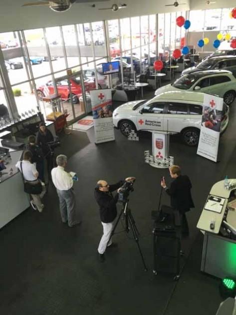 Mitsubishi Motors USA Foundation Donates ,000 to American Red Cr