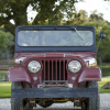 Ronald Reagan Willys CJ-6 Front End