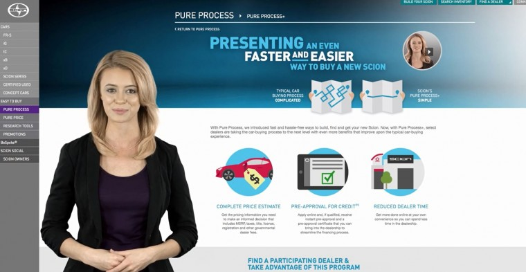Scion's Pure Process Plus will live on as Toyota's Express Process