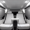 The Sky Captain Piano Edition Cadillac Escalade has been created by Lexani Motorcars