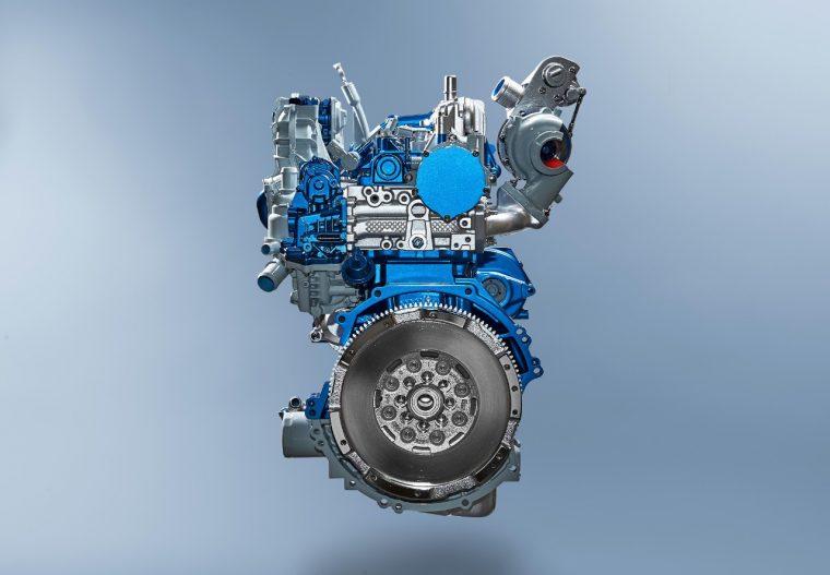 2.0-liter EcoBlue diesel engine