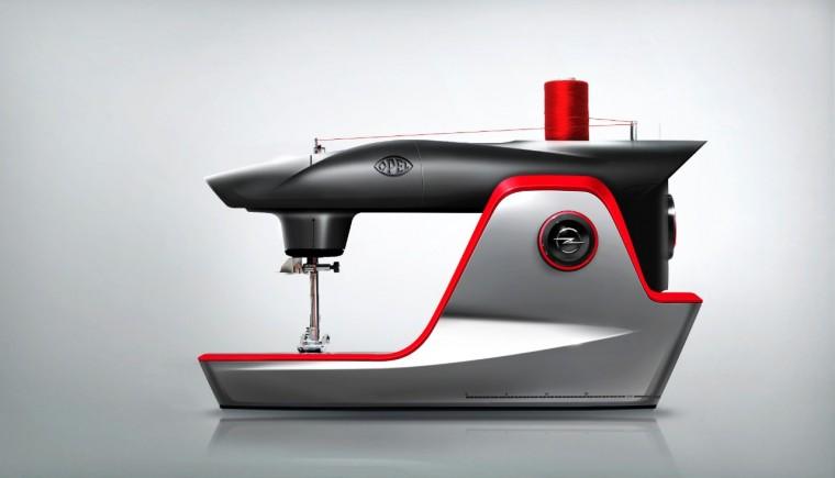 Opel GT Sewing Machine