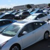 toyota prius world record most vehicles in hybrid parade
