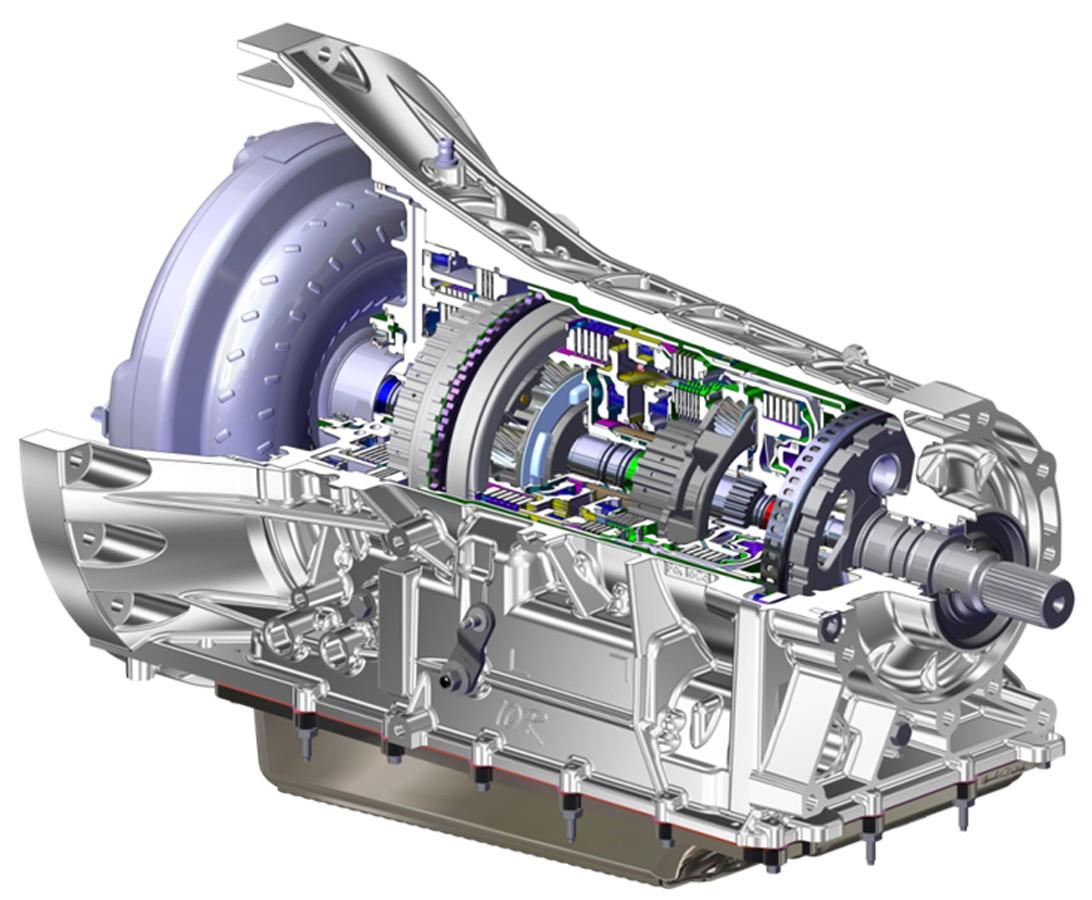 2017 ford f 150 gets second gen 3 5 liter ecoboost 10 speed automatic transmission the news wheel. Black Bedroom Furniture Sets. Home Design Ideas