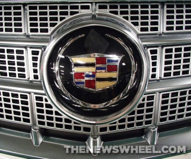 Cadillac has officially denied all reports that it was working on a new sedan based on the Chevy Cruze