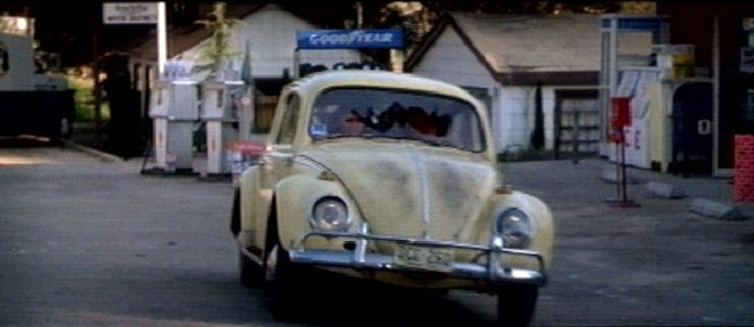 1963 Volkswagen Beetle from Friday the 13th Part III