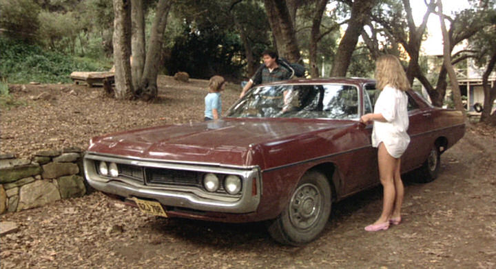 1970 Dodge Polara from Friday the 13th Part IV The Final Chapter