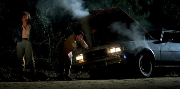 1977 Chevy Impala from Friday the 13th Part VII: The New Blood