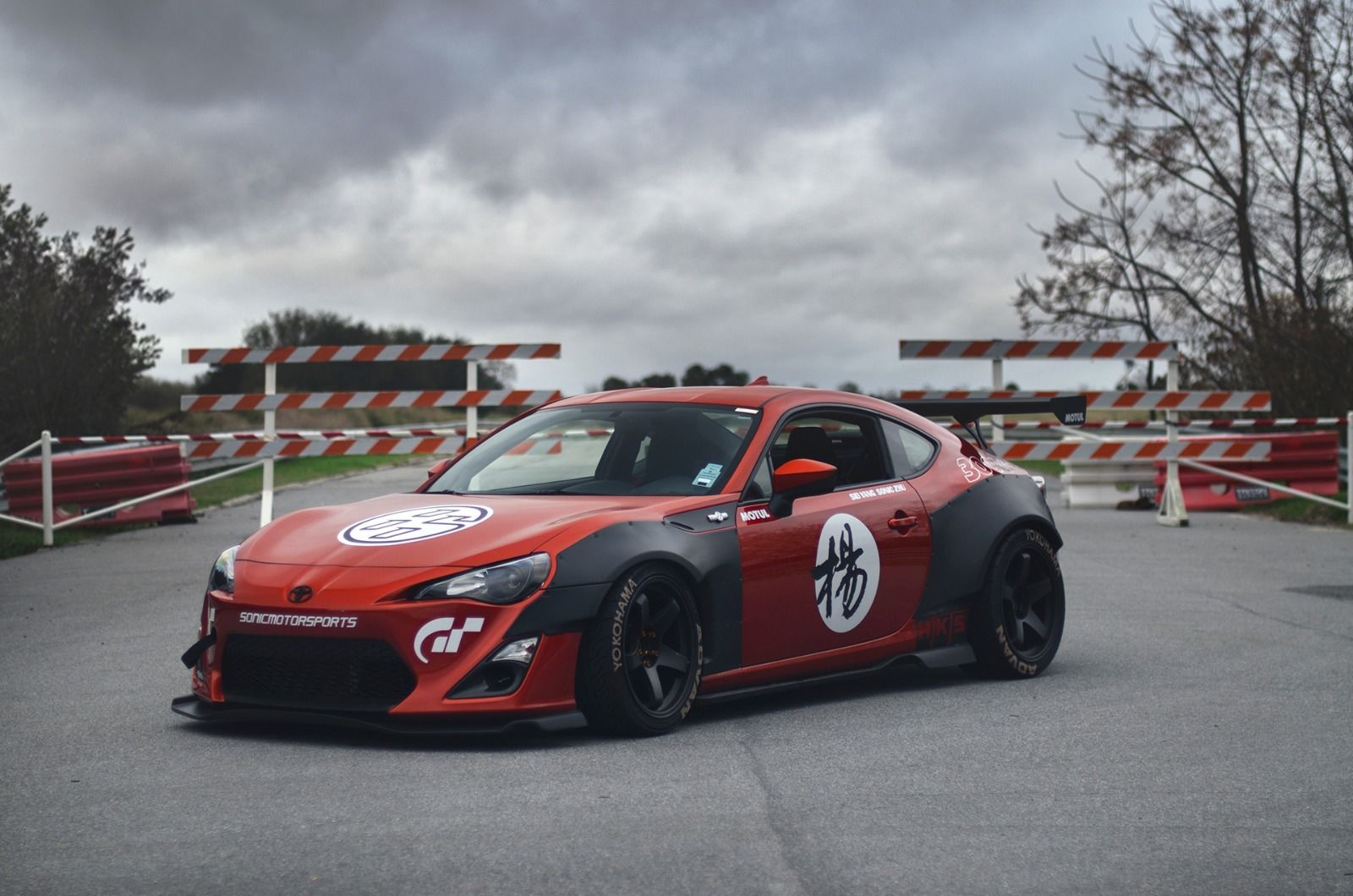 two modified scion fr s found for sale on ebay the news wheel. Black Bedroom Furniture Sets. Home Design Ideas