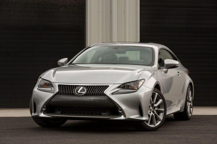 2016 Lexus RC