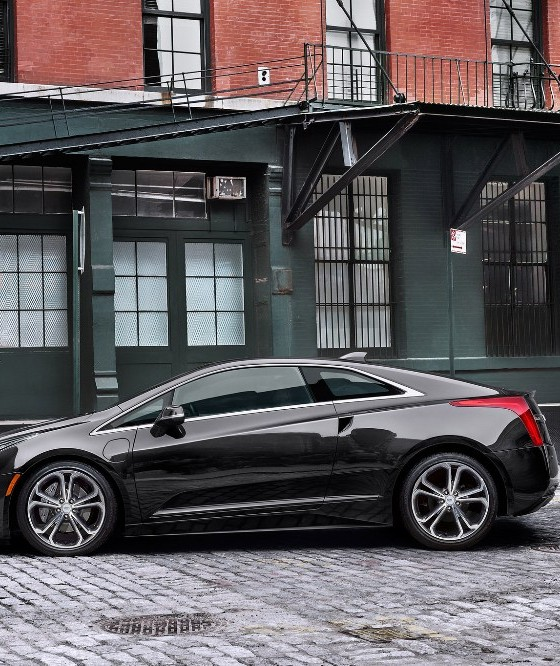 New 2016 Cadillac: Cadillac Cancelled Production Of ELR Plug-In Hybrid In February