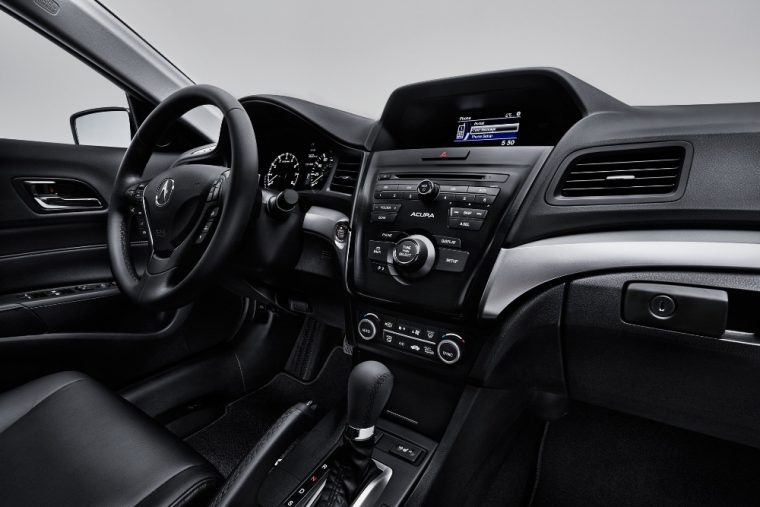 The 2017 Acura Ilx Has Been Upgraded Significantly For New Model Year And Comes With