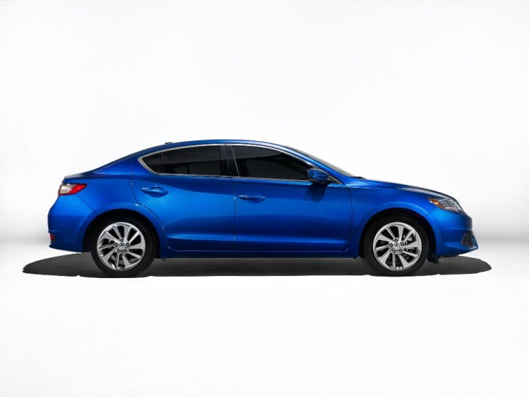 The 2017 Acura ILX has been upgraded significantly for the new model ...