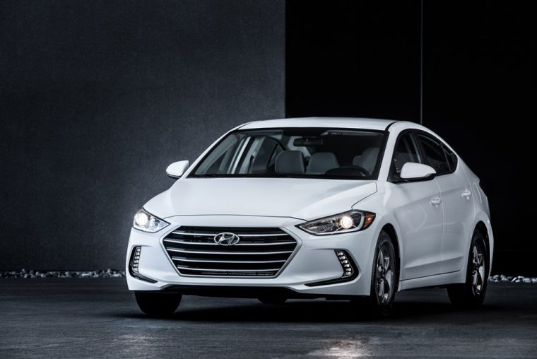 Hyundai recently announced the 2017 Elantra Eco will carry a starting MSRP of $21,485