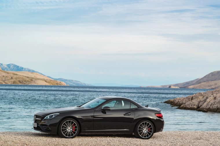 The 2017 Mercedes-Benz SLC will be replacing the outgoing SLK Roadster and this new convertible will carry a starting MSRP of $47,950