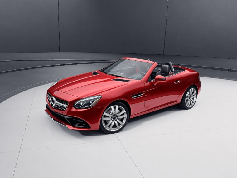 2017 Mercedes Benz Slc Overview The News Wheel