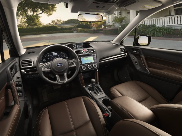 2017 Subaru Forester Priced at $22,595 | The News Wheel
