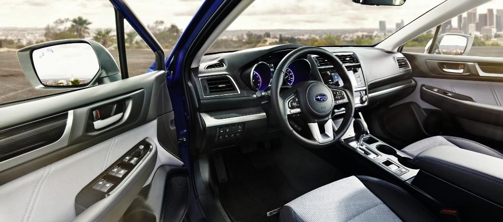 2017 Subaru Legacy Sport Interior The News Wheel