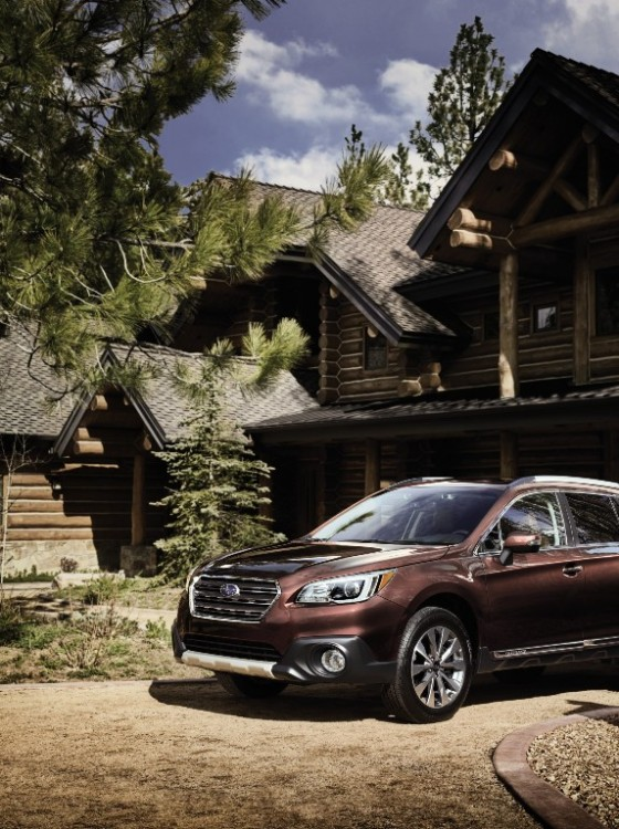 2017 Subaru Outback, Legacy Debut with New Trims | The News Wheel