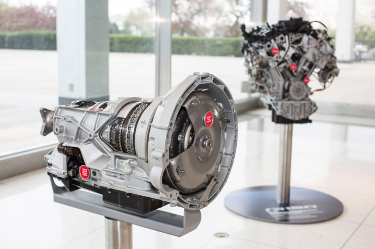 10-speed automatic transmission and Second-generation 3.5-liter EcoBoost engine for 2017 Ford F-150