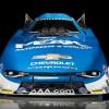 Legendary NHRA driver John Force will be driving this Camaro SS Funny Car at this weekend's NHRA Kansas Nationals