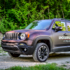 Black Jeep Renegade Uncharted Edition