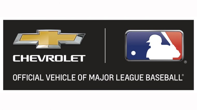 Chevrolet to continue as Official Vehicle of Major League Baseball