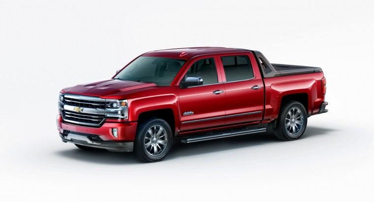 The Chevy Silverado High Desert special edition, available on LT, LTZ, and High Country trim levels