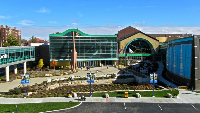 Children's Museum of Indianapolis building