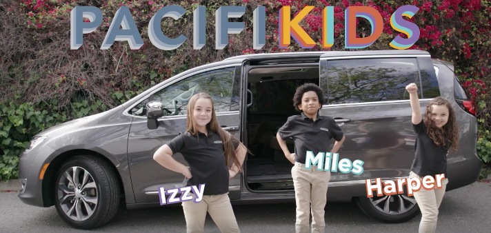 Chrysler PacifiKids