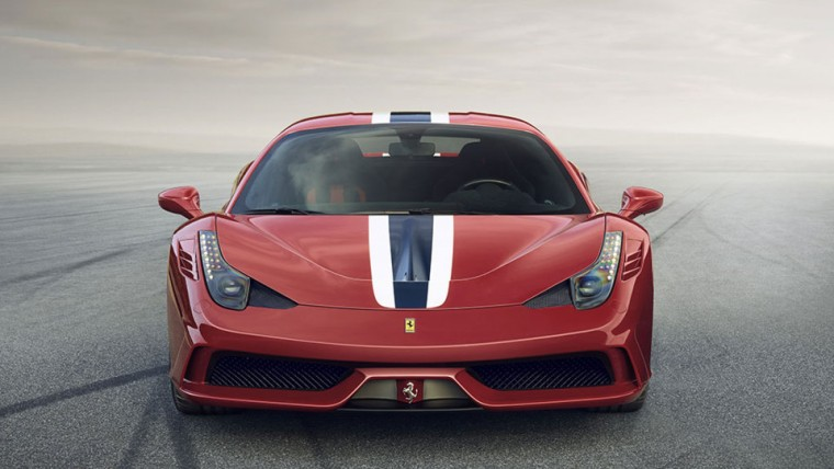 Ferrari 458 Speciale Front