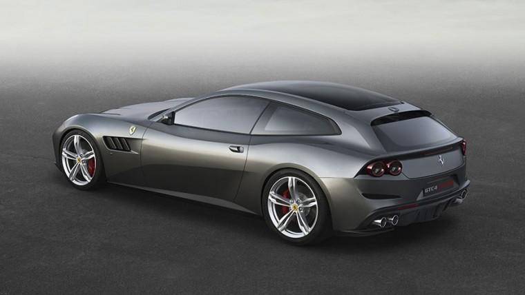 Ferrari GTC4Lusso Exterior