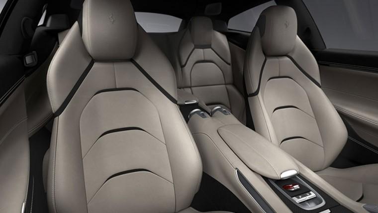 Ferrari GTC4Lusso Interior
