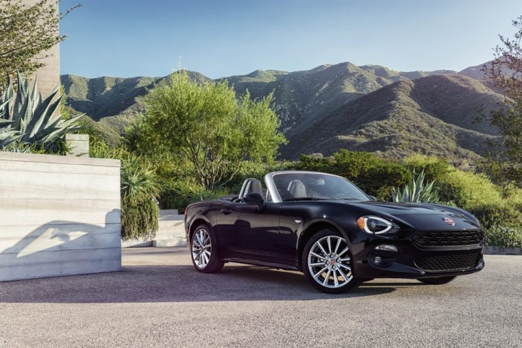 The Fiat brand recently announced the starting MSRP of the 2017 Fiat 124 Spider will be $24,995