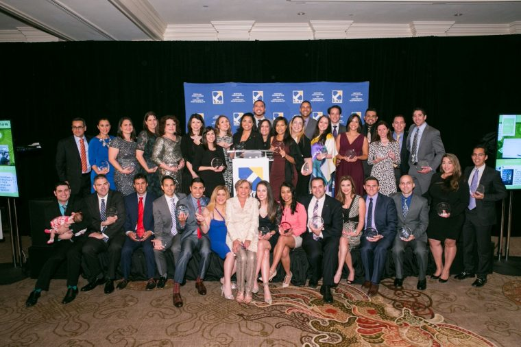 GM young Latino professionals receive Hispanic Association on Corporate Responsibility (HACR)