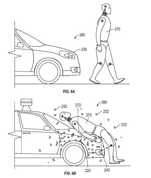 Google People Catcher Patent Image