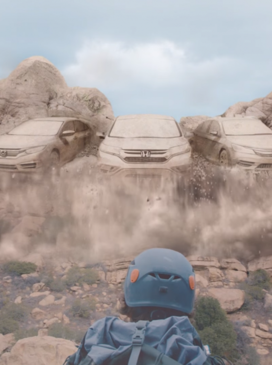 Honda Civic Commercial >> Honda Celebrates Memorial Day Sales Event by Blowing Up a Mountain - The News Wheel