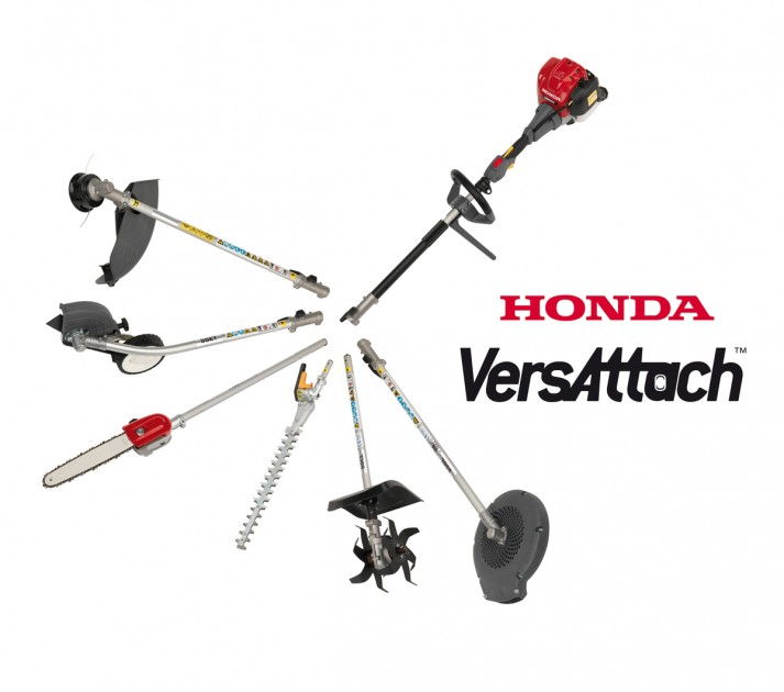 Honda VersAttach Attachments